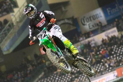 Chad Reed Anaheim 2